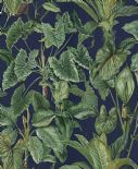 Paradisio Tropical Wallpaper 6303-08 By Erismann Wallcoverings